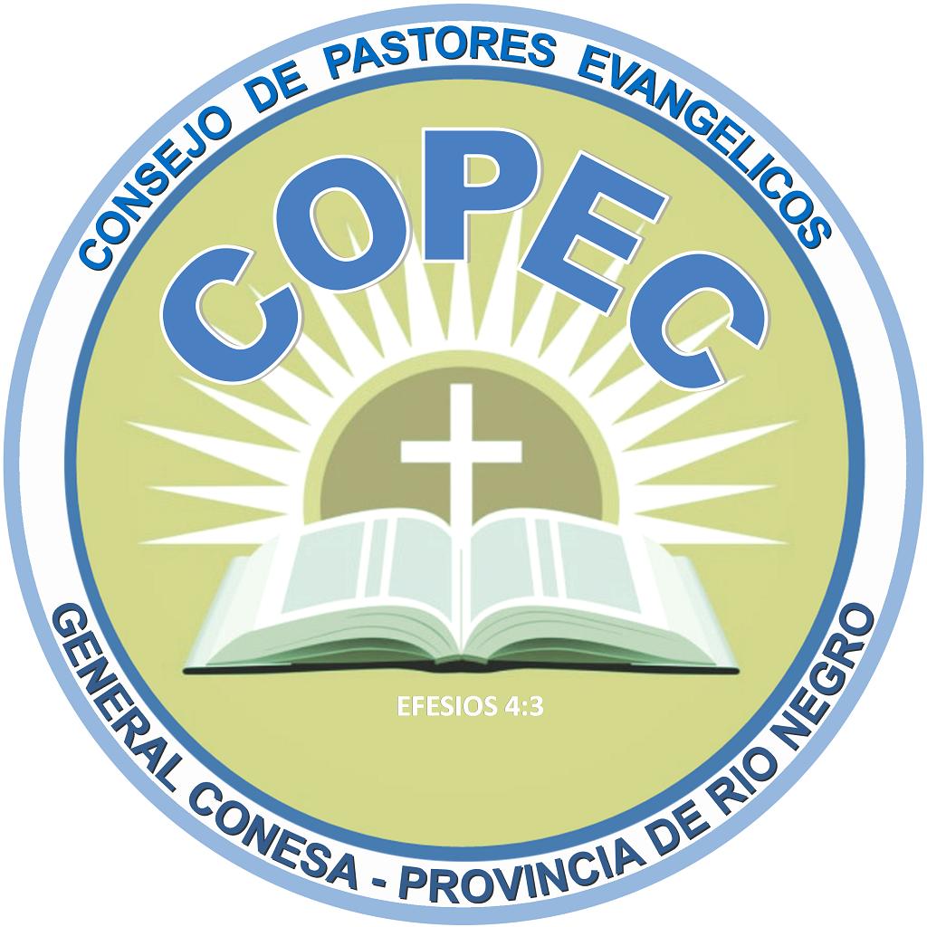 LOGO OFICIAL DEL COPEC (Consejo Pastoral Conesa)